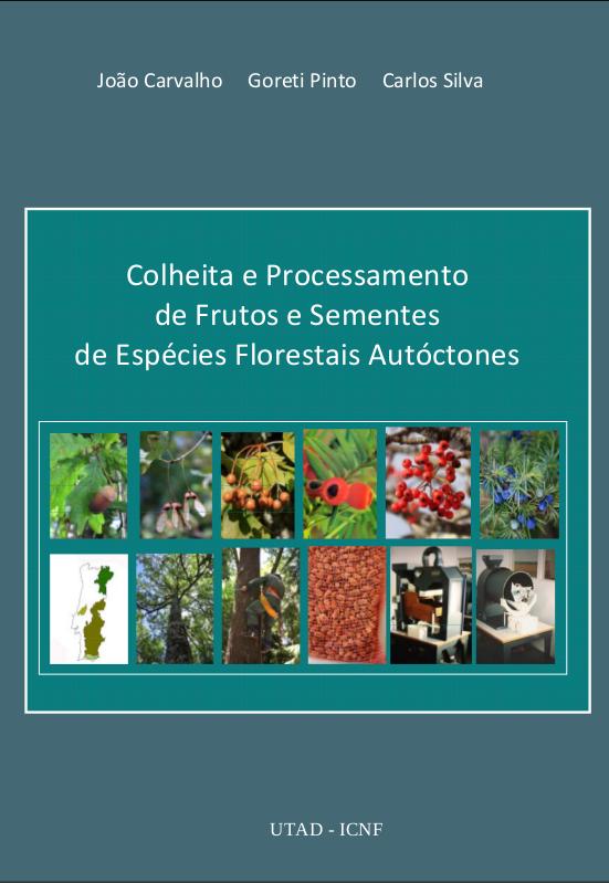 Capa Livro - Manual Colheita Sementes